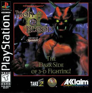 Iron & Blood