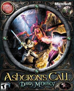 Asheron's Call Dark Majesty