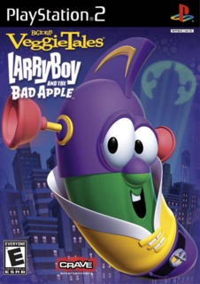 Big Idea's Veggie Tales: LarryBoy and the Bad Apple