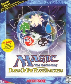 Magic: The Gathering - Duels of the Planeswalkers (1998)