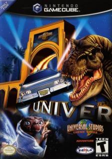 Universal Studios Theme Parks Adventure