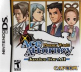 Phoenix Wright: Ace Attorney - Justice for All