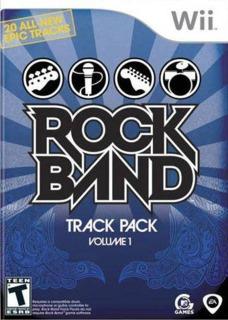 Rock Band: Track Pack - Volume 1