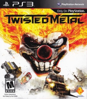 Twisted Metal (2012)