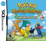 Pokemon Mystery Dungeon: Explorers