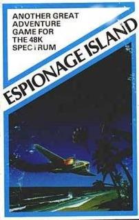 Adventure D: Espionage Island