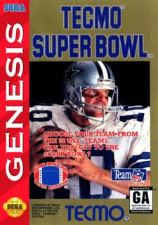 Tecmo Super Bowl (1993)