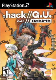 .hack//G.U. vol. 1//Rebirth