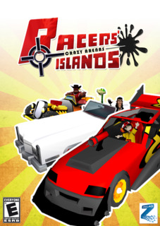 Racers' Islands: Crazy Arenas