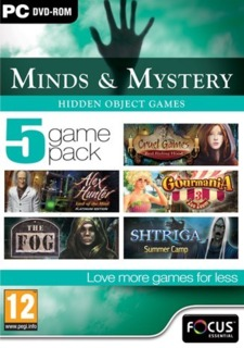 Minds & Mystery: 5 Game Pack
