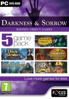 Darkness & Sorrow: 5 Game Pack