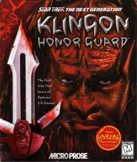 Star Trek: The Next Generation: Klingon Honor Guard
