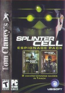 Tom Clancy's Splinter Cell: Espionage Pack