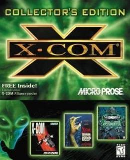 X-COM: Collector's Edition
