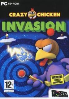 Crazy Chicken: Invasion