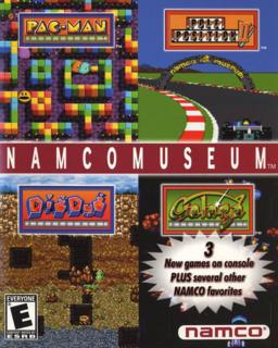Namco Museum (2002)
