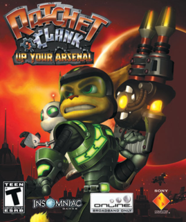 Ratchet & Clank: Up Your Arsenal