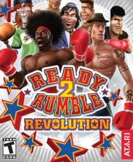 Ready 2 Rumble Revolution