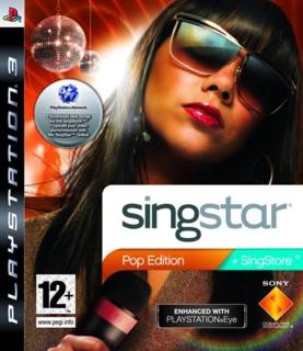 SingStar Pop Edition