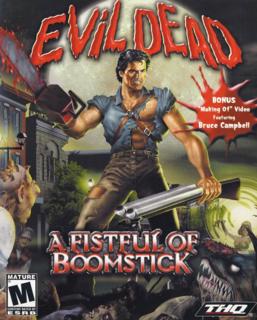 Evil Dead: A Fistful of Boomstick