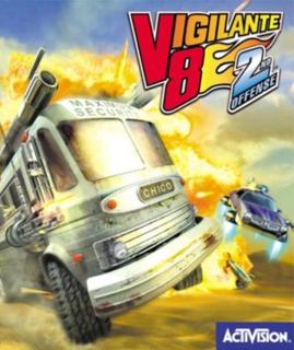 Vigilante 8: 2nd Offense