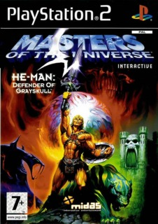 Masters of the Universe: He-Man: Defender of Grayskull