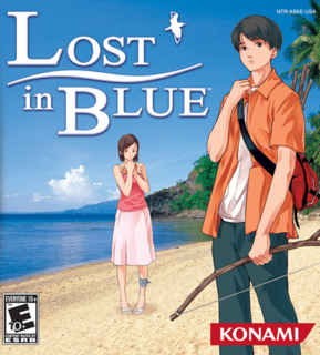 Lost in Blue