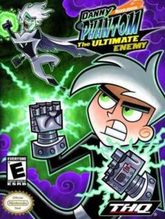 Nickelodeon Danny Phantom: The Ultimate Enemy