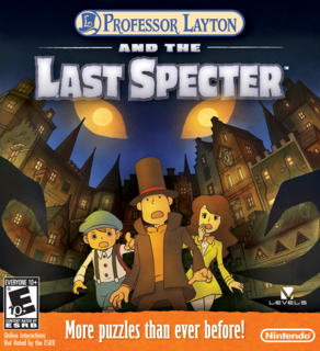 Professor Layton and the Last Specter