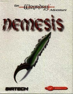 Nemesis: The Wizardry Adventure