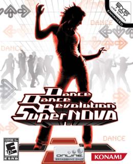Dance Dance Revolution SuperNOVA