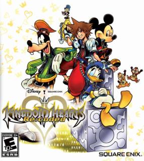 Kingdom Hearts Re:coded