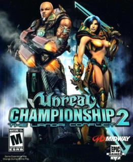 Unreal Championship 2: The Liandri Conflict