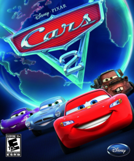 Disney/Pixar Cars 2
