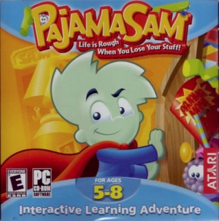 Pajama Sam: Life is Rough When You Lose Your Stuff