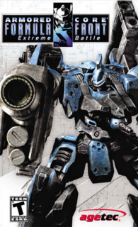 Armored Core: Formula Front - Extreme Battle