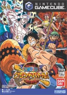 One Piece Grand Battle 3