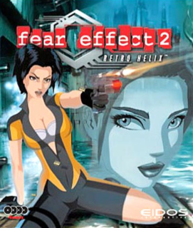Fear Effect 2: Retro Helix