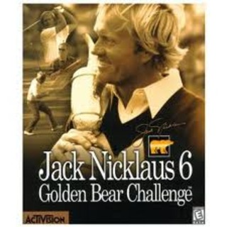 Jack Nicklaus 6: Golden Bear Challenge