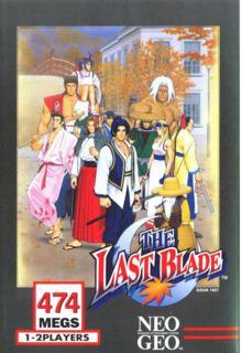 The Last Blade