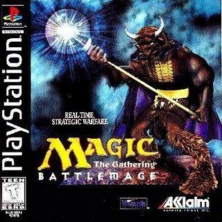Magic: The Gathering - BattleMage