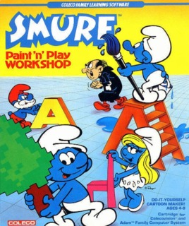 Smurf: Paint 'n' Play Workshop