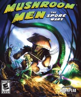 Mushroom Men: The Spore Wars