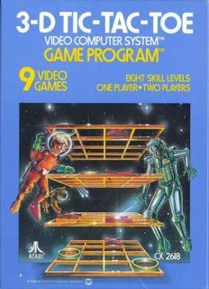 3-D Tic-Tac-Toe (1978)