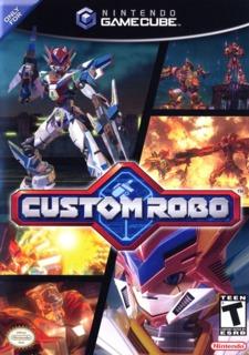 Custom Robo
