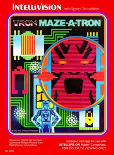 Tron: Maze-a-Tron