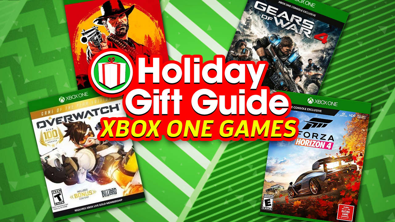 holiday gift guide for best xbox one games  gamespot