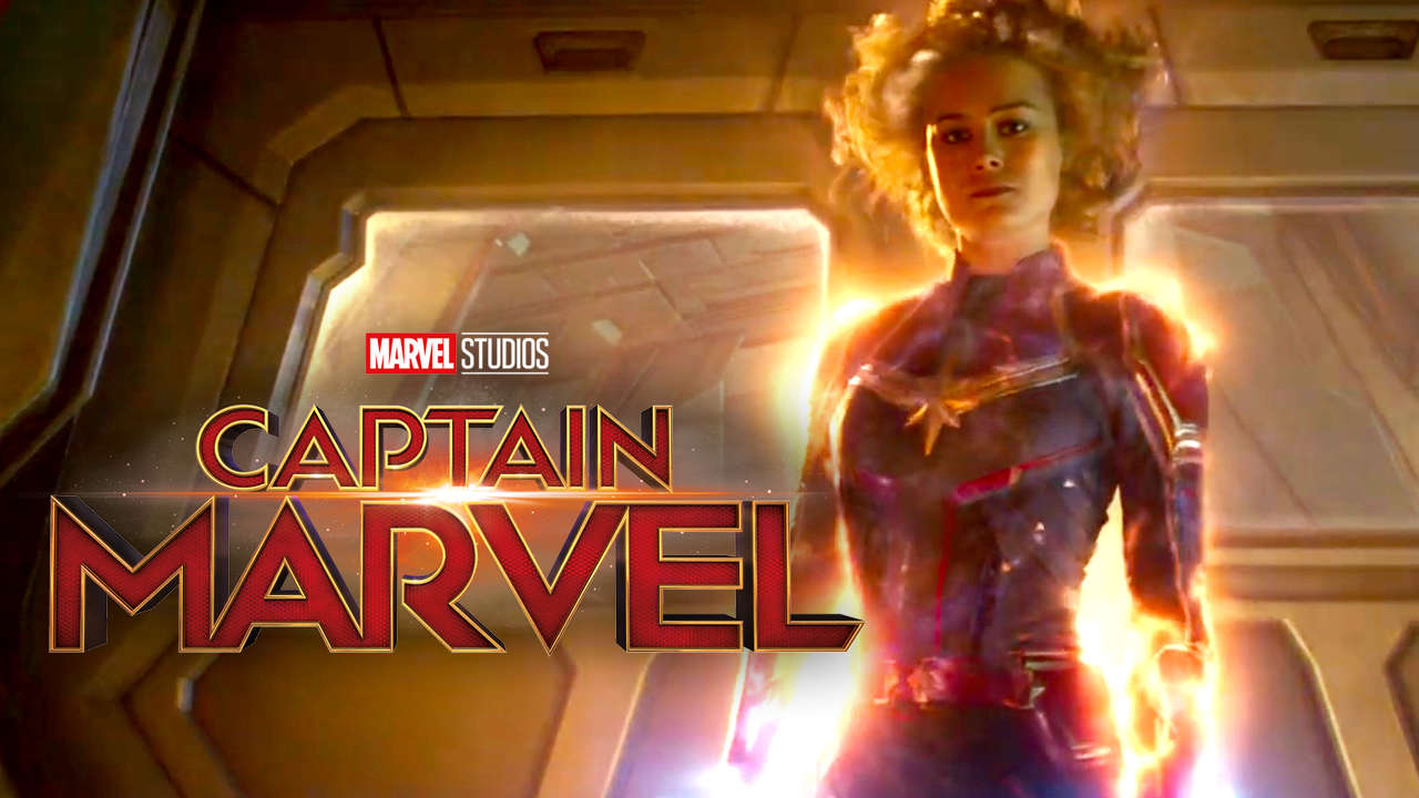 Captain Marvel   Official Trailer 20