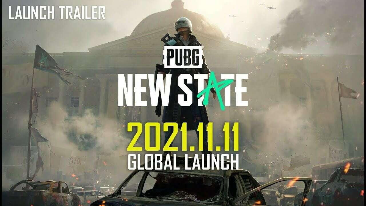 PUBG NEW STATE Launch Trailer