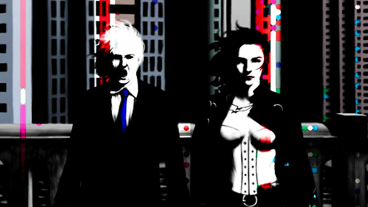 The 25th Ward: The Silver Case Review: Obstruction Of Justice - GameSpot